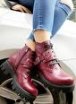 Nemesis Shoes Bot Bordo